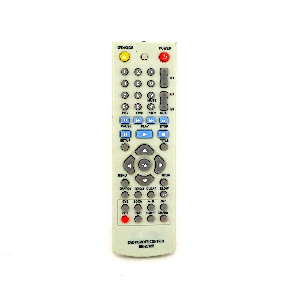 Universal remote control RM-2012E For DVD Remote control ...