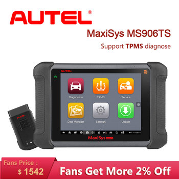 Autel MaxiSys MS906TS OBD2 Car Auto Diagnostic auto Tool All System TPMS programming tool  Scanner ECU Coding Diagnostic Scanner [authorization distributor] autel maxidiag elite md802 all system ds model full system ds epb ols data stream dhl free shipping