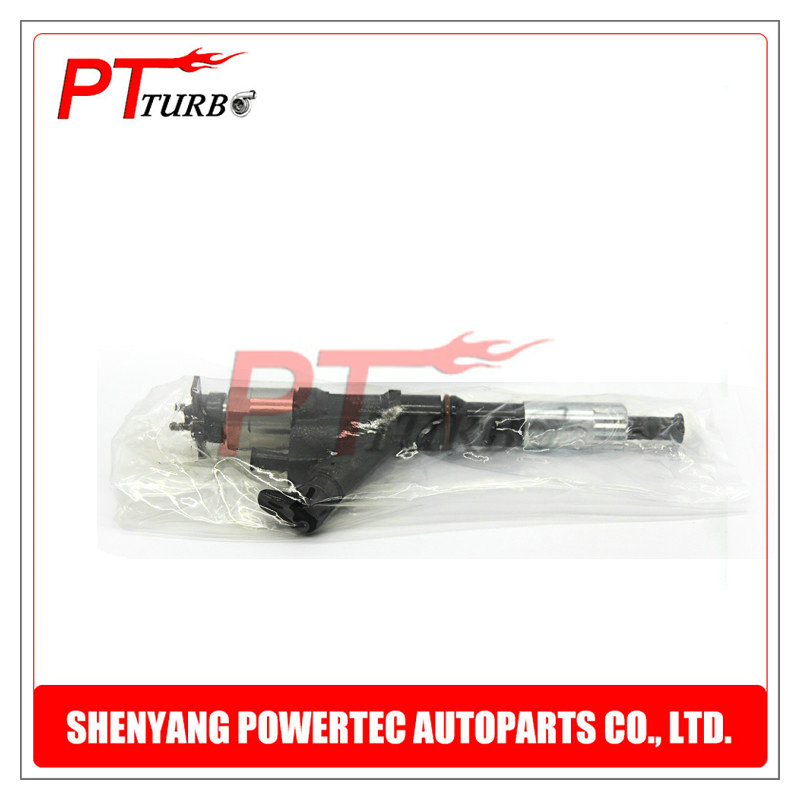 common rail injector 095000 6700 for engine parts 6700 Auto Diesel Engine Injection 0950006700 for HOWO Ssangyong