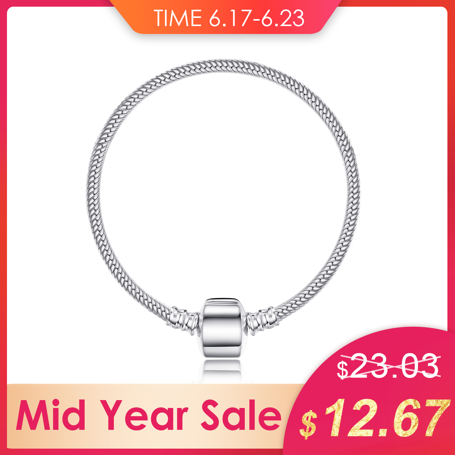 Jewelrypalace 925 Sterling Silver Silver Clasp Bangle  Jewelry  Women Anniversary Gift For Her Women girlfriend New ArrivalJewelrypalace 925 Sterling Silver Silver Clasp Bangle  Jewelry  Women Anniversary Gift For Her Women girlfriend New Arrival