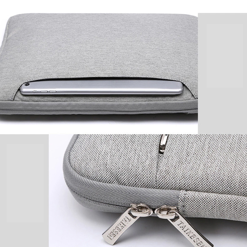 Laptop Accessories Laptop Sleeve Bag For Dell 12.3 12.5 13.3 14 15.6 Inch Laptops Fashion Tablet Pc Case Waterproof Hand Holder Design Pouch Gift