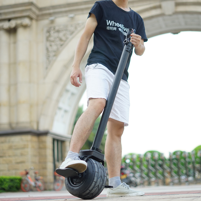 Electric Self Balancing Smart Hover Skate Board Scooters One Wheel