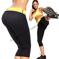 2016 New style Black hot control panties super stretch neoprene slimming pants sauna women stretch pants body shapers
