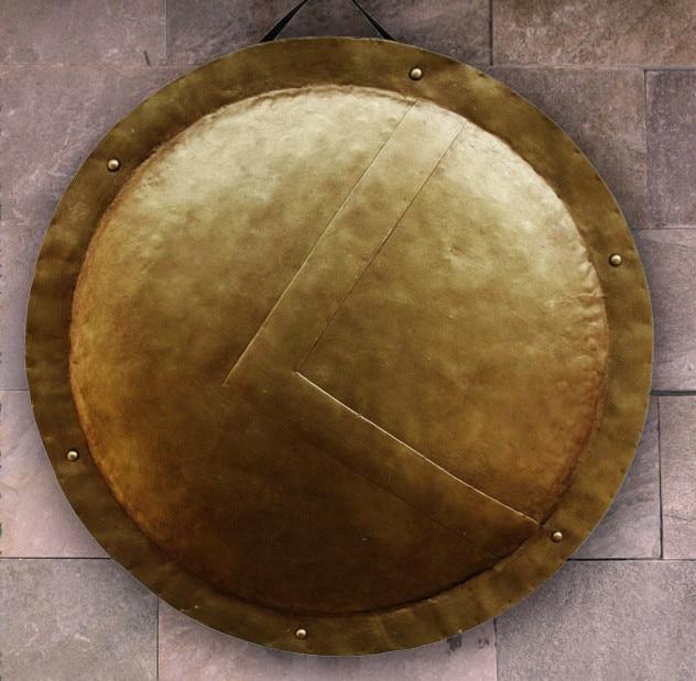 Spartan shields Medieval Ancient Rome Warrior Shield Decorative wall ...