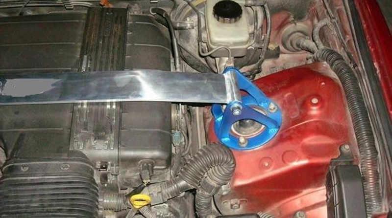 Suspension de barre stabilisatrice pour Lexus is200 paragraphe de poteau d'équilibrage de l'alliage de magnésium en aluminium de tige d'équilibrage