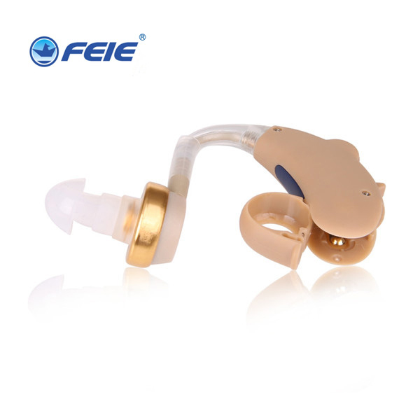 2017 Aliexpress USA audifonos para sordos BTE ear hearing machine deaf person  S-185 free shippping