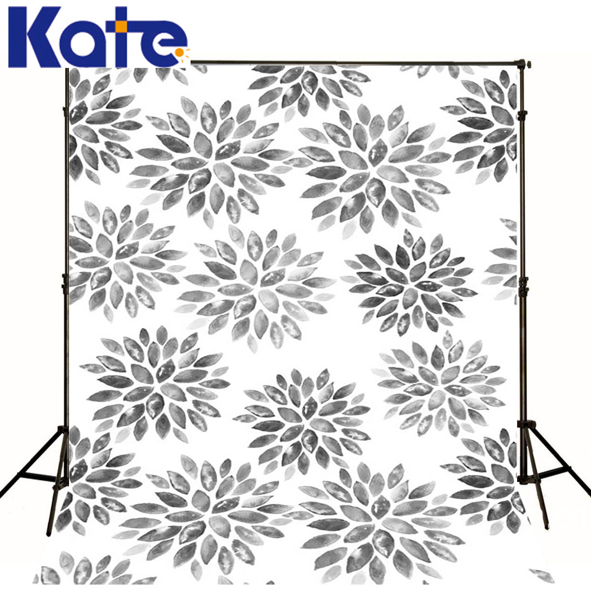 KATE Photography Backdrops 3D Art Flowers Photography Baby Backdrop White Wall Background For Photographer сумка kate spade new york wkru2816 kate spade hanna