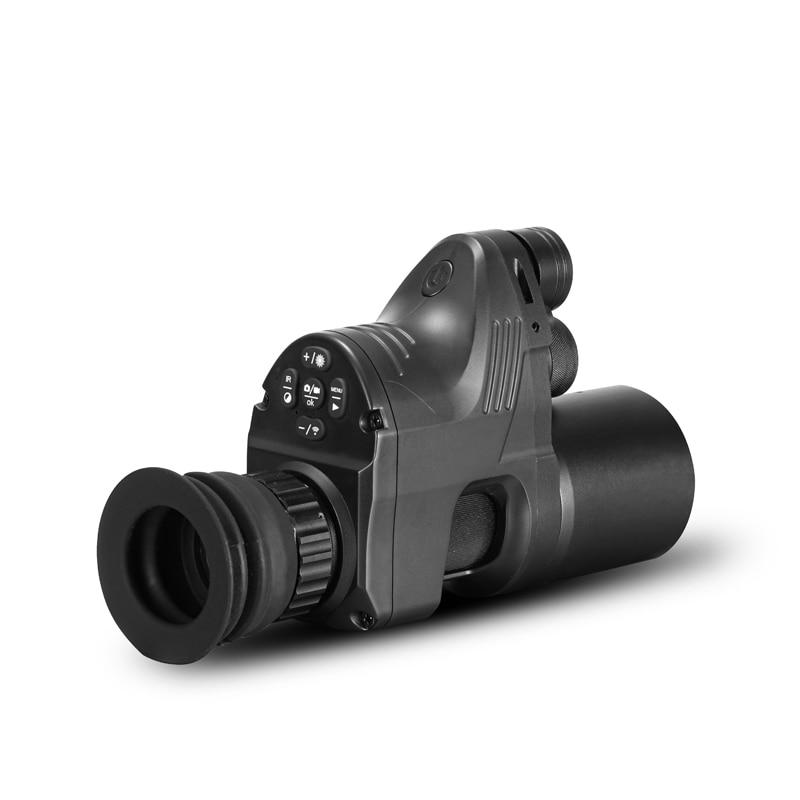 5000 Joule Rinculo IR Infared Night Vision Riflescope/Telescopio di Visione Notturna 200M Zoom Ottiche da caccia Sight Vendite Calde