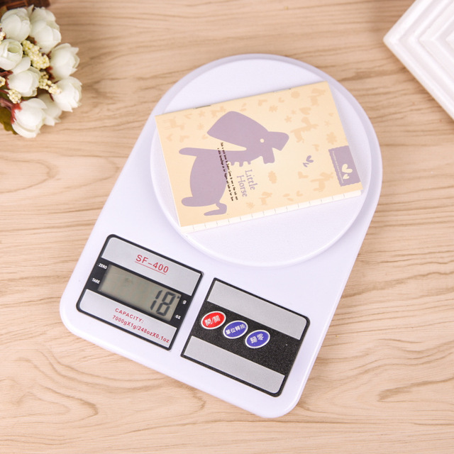 10KG Digital Kitchen Scales Food Scale Cooking Tools Platform Can - tools to measure volume