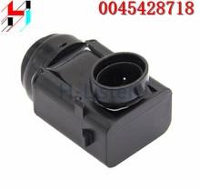 (4 unids) Nueva PDC Sensor de Distancia de aparcamiento A0045428718 para el Ces ML W171 W203 W209 W210 W219 W230 W164 W251W639 0045428718