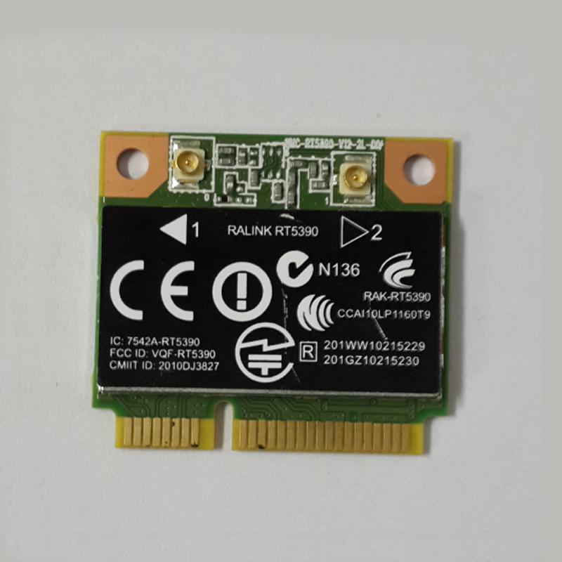 цена Ralink RT5390 Wifi Card For Pavilion G7 Presario CQ57 Series, SPS 630703-001