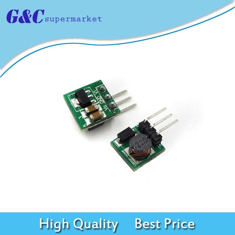 DC-DC 0,8-3,3 V zu 3,3 V Step Up Boost-Power Module Für Arduino Spannung Konverter Mini modul