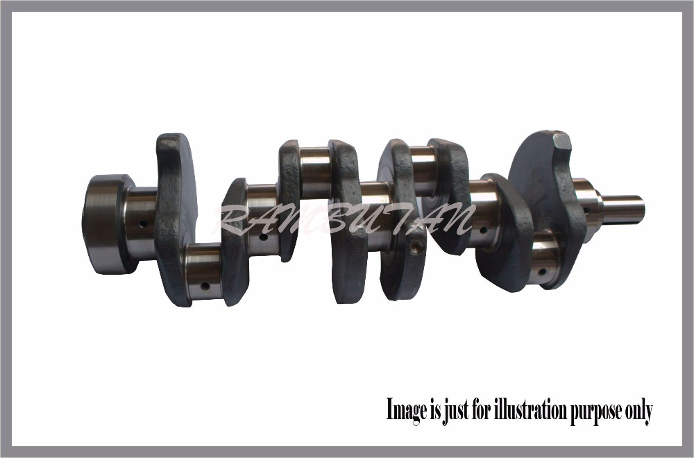 US $139 0 |MD187921 MD346026 4G64 Crankshaft For Mitsubishi-in Block &  Parts from Automobiles & Motorcycles on Aliexpress com | Alibaba Group