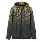 plus size Jacket 2019 NEW spring Autumn Mens Hooded Jackets Slim Fit Long Sleeve Homme Trendy Windbreaker Coat Brand Clothing