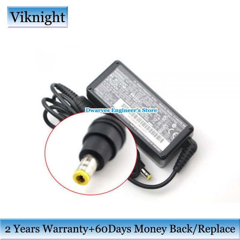Genuine <font><b>16V</b></font> 3.75A 60W <font><b>AC</b></font> <font><b>Adapter</b></font> For Panasonic TOUGHBOOK CF-R3 CF-18 CF-19 CF-29 CF-30 CF-34 CF-R4 CF-R5 CF-Y7 T7 Power Supply image