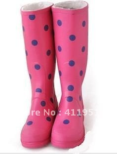 Aliexpress.com : Buy Cheap and Fashionable Women Rain Boots Polka ...