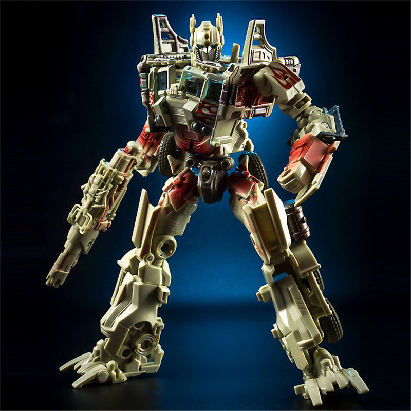 KBB Kubianbao18CM Cool Transformation Toys Alloy Action Figure Robot ...