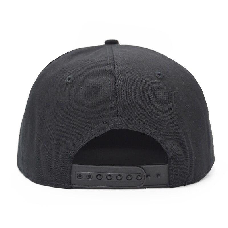 243d4ba0e76 New Embroidery Skull Baseball Cap Men Women Indian Hip Hop Snapback Hat Flat  Brim Bone Unisex Fashion Bboy Snapback Cap Gorras-in Baseball Caps from  Apparel ...
