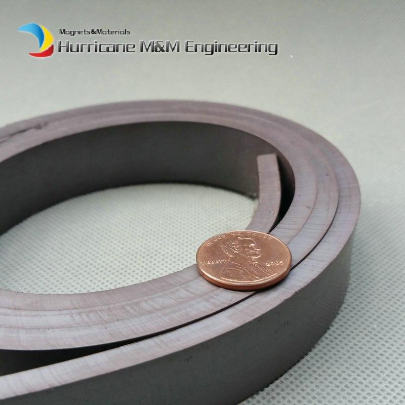 2 metr Plastikowe Miękkie magnes na Reklamę Nauczania Szerokość 20 xthickness lodówke magnes 5mm dla Tablica Ogłoszeń Zabawki z magnesami