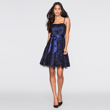 MUXU blue dress summer sexy plus size women clothing elbise vetement femme moda feminina vestidos de verano mujer jurk