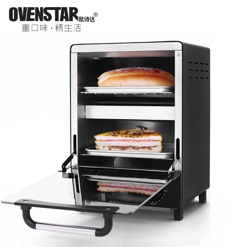 12L  Bakery  Conveyor Pizza Ovens  Commercial Kitchen Equipment Commercial Oven  Easy Baking Oven  Kebab Gaz Oven