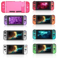 ShirLin Handheld Game Console Protective Case For Joy con Controller Full Set Replacement Housing Shell Case For Nintend Switch