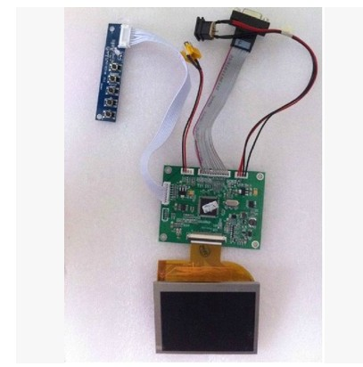 PD035VX2(LF) PD035VX1 +VGA LCD Disblay screen mst6m48rhs lf z1