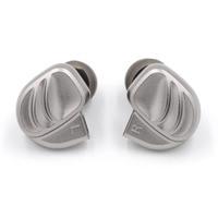 BQEYZ KC2 2DD+2BA earplugs in ear metal movement 2PIN 0.78 alternative circle of iron wire by second bluetooth headset k2