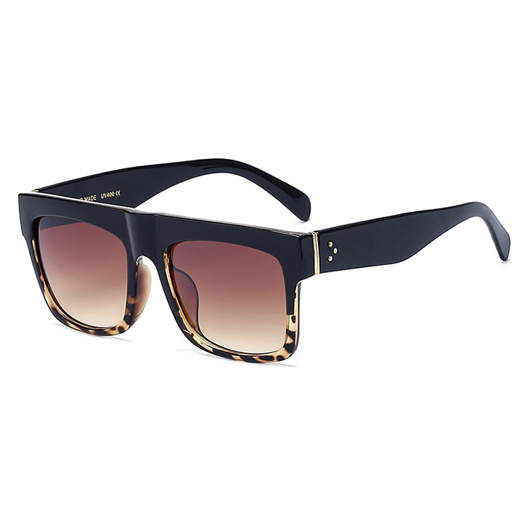 Diseñador de la marca de lujo Kim Kardashian Fat Top Gafas de sol - Accesorios para la ropa - foto 6