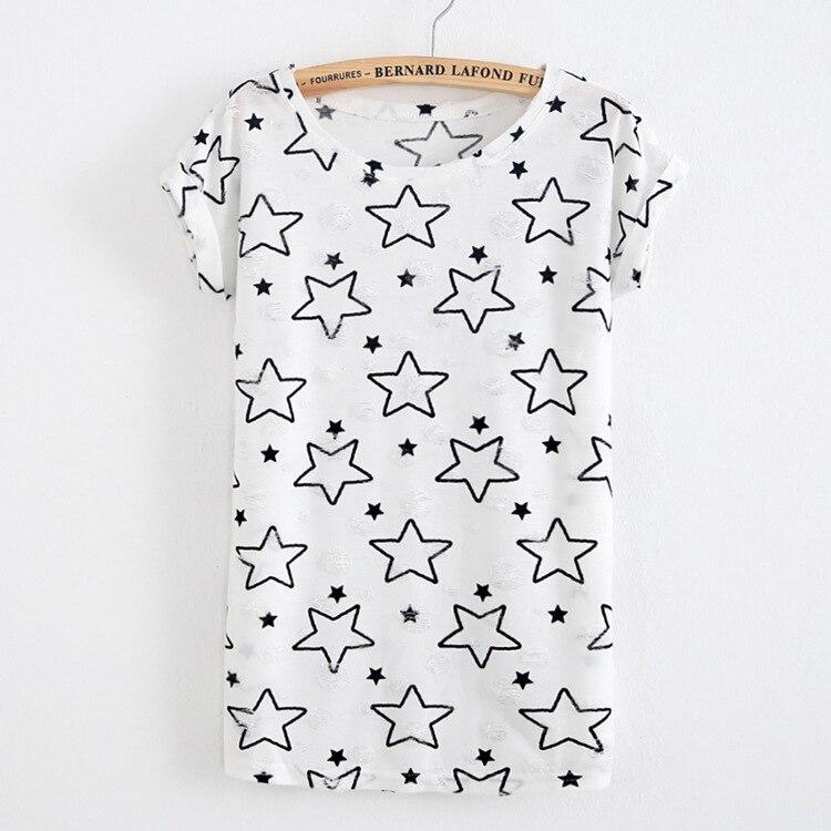 HTB1uBCBPFXXXXbFXFXXq6xXFXXXR - Women T-shirts O- neck Strapless Shirts Off Shoulder Short-sleeved