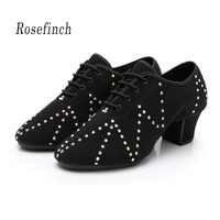 Männer Frauen Schuhe Latin Dance Schuhe Erwachsene Zwei Punkt Sohlen Lehrer Schuhe Weiche Jazz Dance Schuhe Männlichen Oxford Tuch Ferse 3/5cm A180