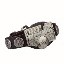 Free shipping 100% Brand New Bracelet Charm Genuine Leather Bracelets Brand Bracelet Man Bracelets for Women Jewelry