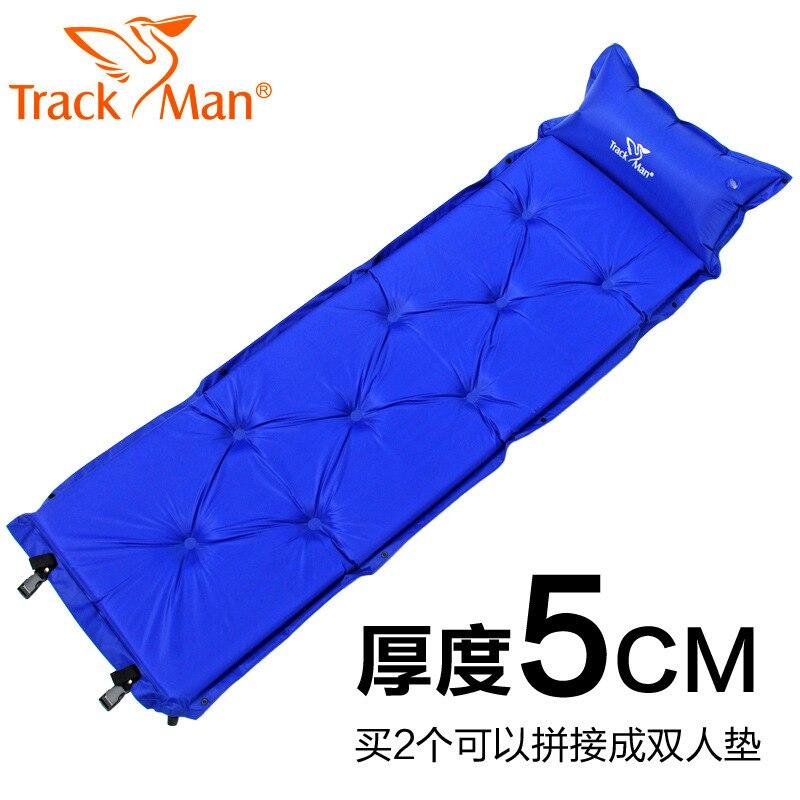 Trackman şişme yastık otomatik şişme yastık yastık yatak açık çadır kalınlaşma ped mat