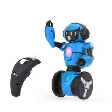 F1 2.4G Multi-function Two Wheels Intelligent Balance G-sensor RC Robot