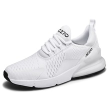 shoes men Breathable Fitness sports running shoes