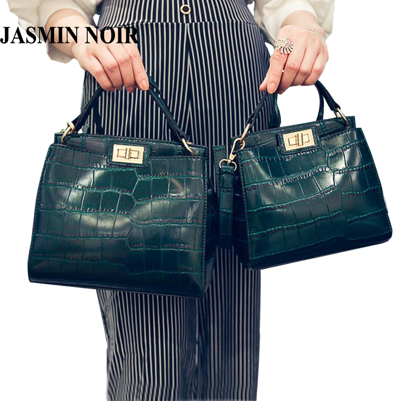 crossbody bags for women New women Messenger bag crocodile PU leather mini cat shoulder bag handbag