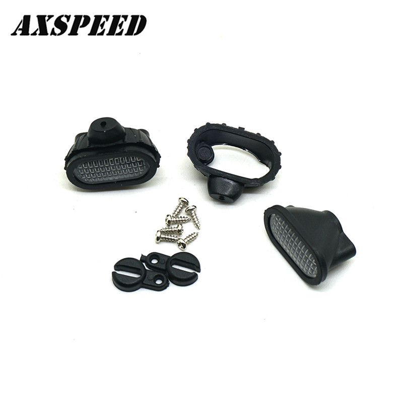 Fast Deliver Lamp Cups Lampshade For 1/10 Rc Car Trx4 Scx10 D90 Cc01 Wraith Led Lights Toys & Hobbies
