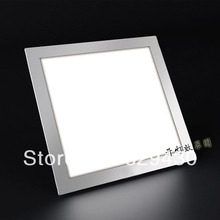 Супер яркий светодиодный потолочный светильник 3 Вт/6 Вт/9 Вт/12 Вт/15 Вт/18 Вт/24 Вт теплый белый холодный белый AC85-265V светодиодный панельный светильник