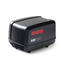 1000L Min EHEIM AIR1000 Super Silent Twin Outlet Aquarium Air Pump With Air Hose Air Stone