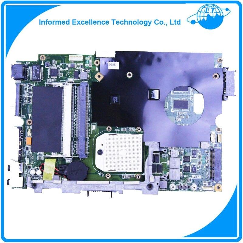 laptop motherboard for ASUS K40AB K40AD K40AF K50AB K50AD K50AF motherboard free shipping