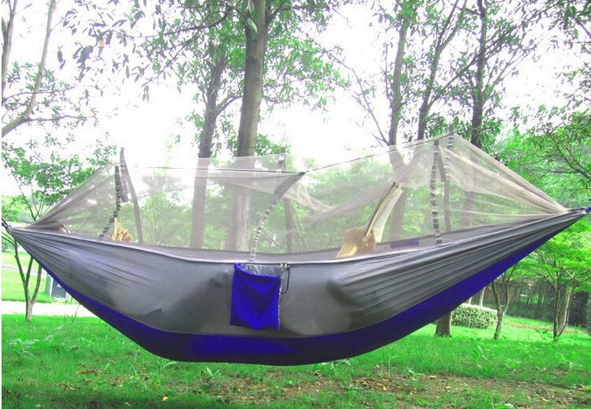 Tendë e çadrës me rrjeta mushkonjash. Kampe hamak, ultratinguj dhe - Kampimi dhe shëtitjet - Foto 5