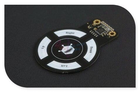 DFRobot 3D Жест Мини Датчик, 3.3 ~ 5 В I2C Интерфейс обнаружения вращения/движения совместимость с Arduino для интерактивных проектов