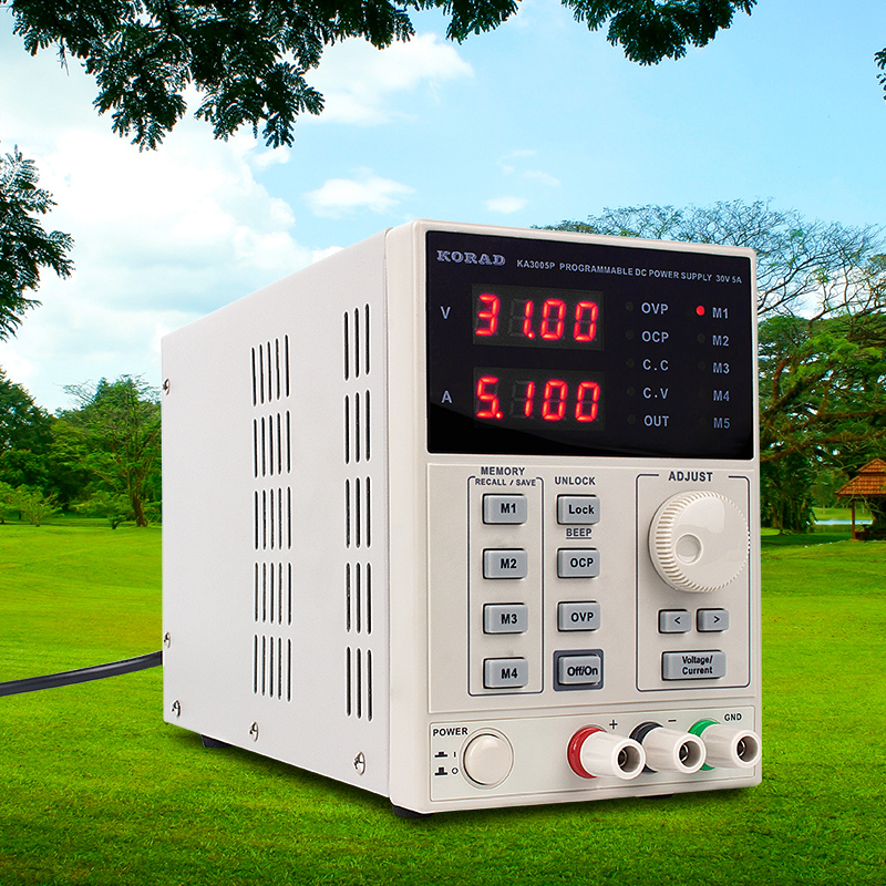Precision Programmable DC Power Supply 60V 2A KA6002P Adjustable Digital Laboratory Power Supply RS232 USB interface