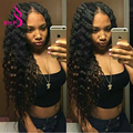 Cambodian Hair With Closure 7A Loose Deep Wave With Closure Cambodian Virgin Hair Bundles With Closure Hair Weaves With Closure