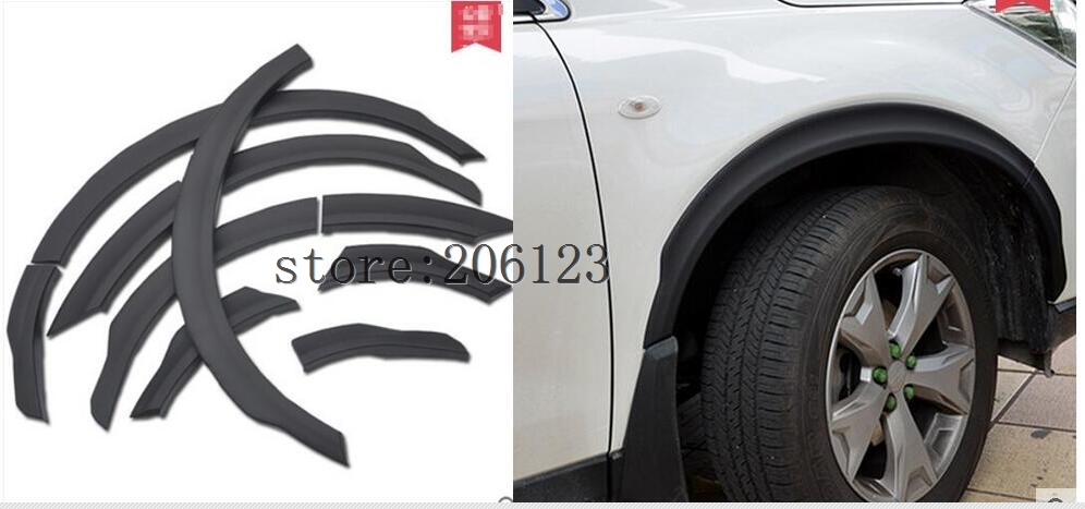Auto Roue arc garniture Pour Subaru forester 2013-2017, 10 PCS