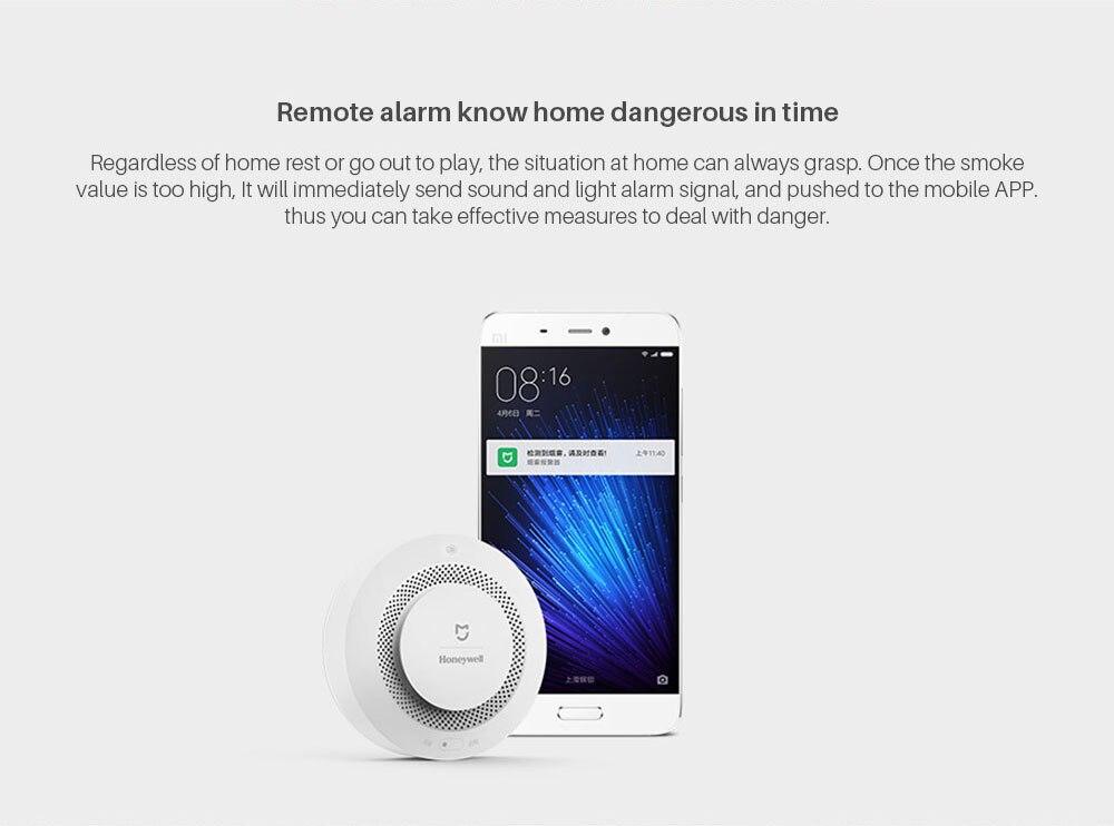 Xiaomi Mijia Honeywell Fire Alarm Smoke Detector Sensor (3)