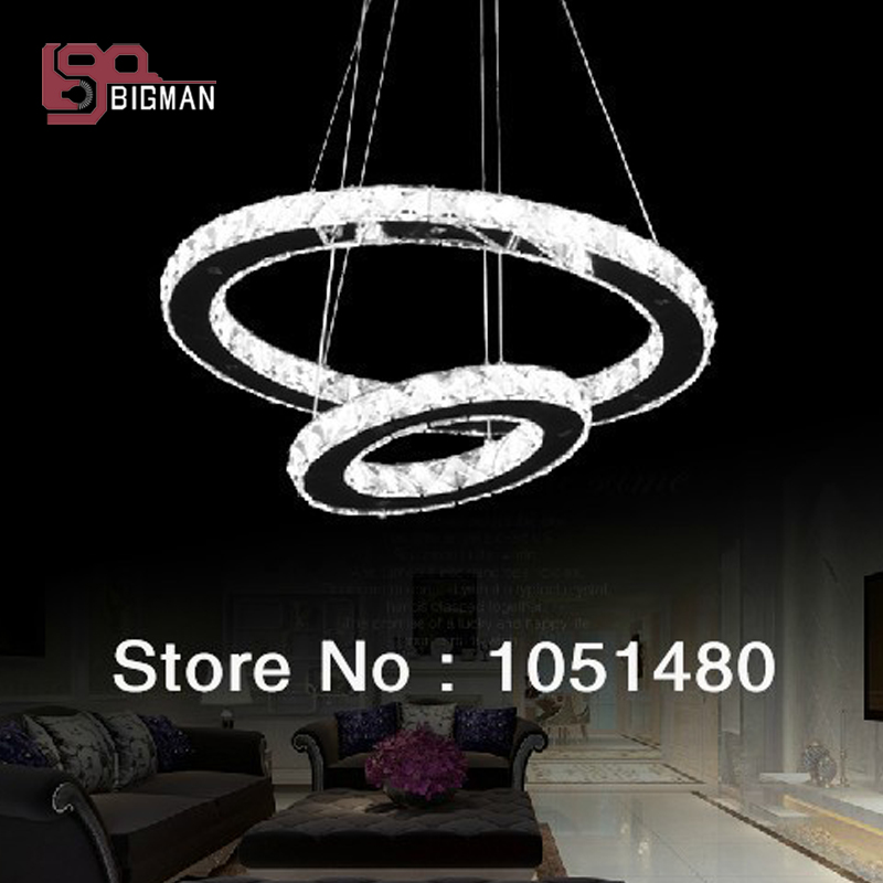 holiday sales ring design led crystal chandelier for living room ...