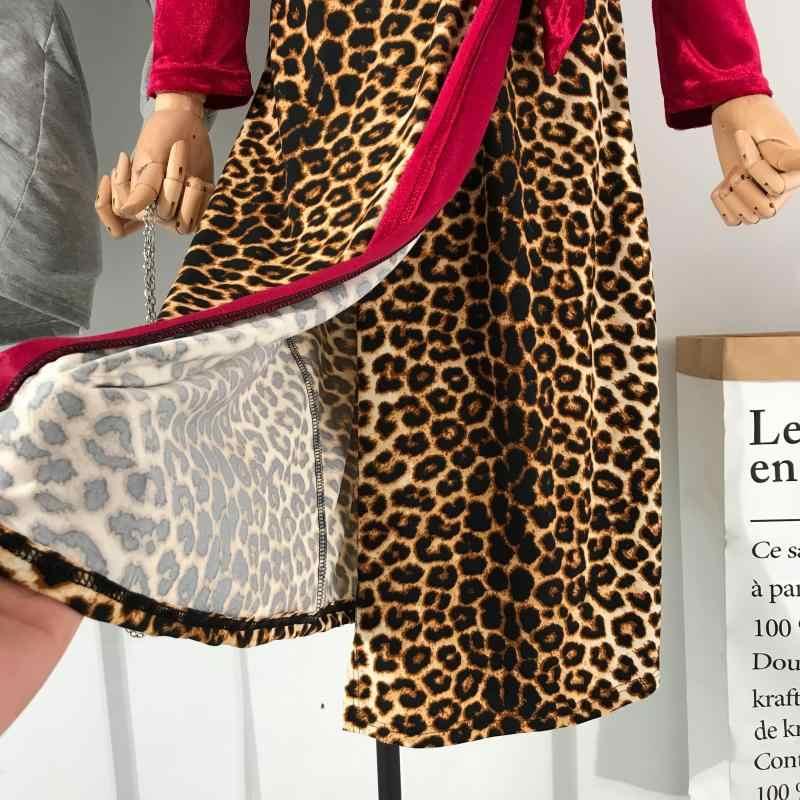 新長期ローブ固体ヒョウパジャマファッション女性の着物浴衣ドレス秋パジャマ花嫁介添人の結婚式ネグリジェ