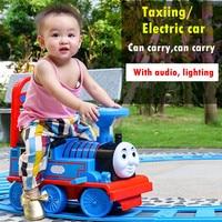 Kind 1-3 Jahre Roller Lernen, Zu Gehen Mit Fußpedal kinder Laufrad Kind Reiten Spielzeug Thomas Zug Spielzeug Baby Walker