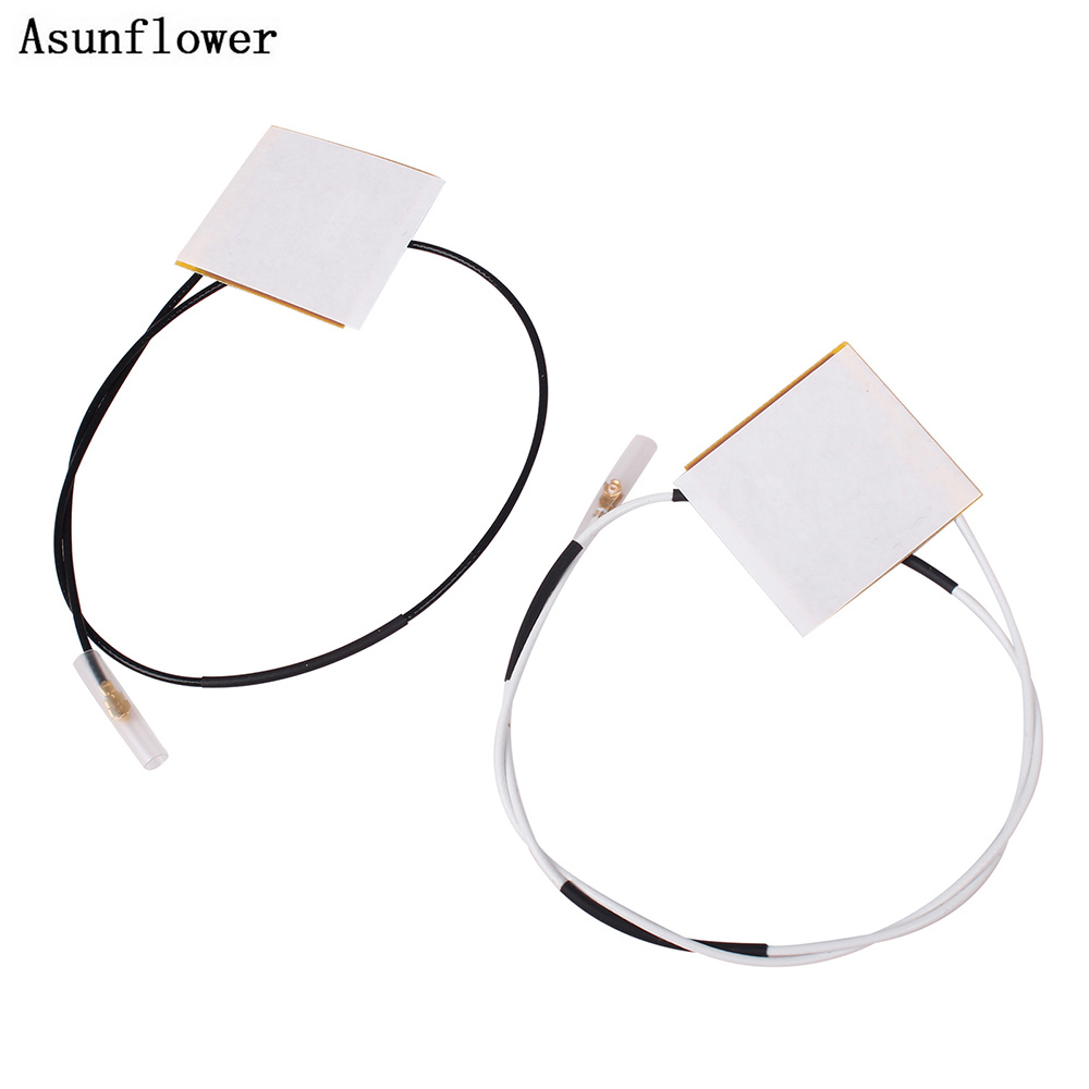 4PCS/lot Mini PCI-E Wifi Internal Antenna Universal Laptop Wifi Bluetooth Yellow Film Antenna For Wireless Network Card Tablet